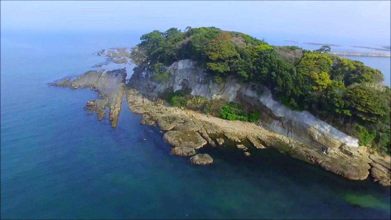【空撮】芦屋町洞山 Phantom 3 std - YouTube