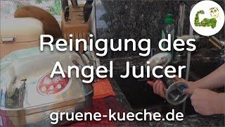 Reinigung des Angel Juicer (Teil 6)