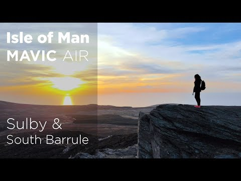 Isle of Man Mavic Air - South Barrule and Sulby