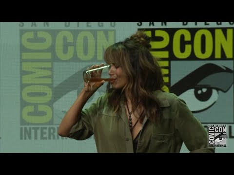 Halle Berry sent '20 bottles of bourbon' thanks to Comic-Con stunt
