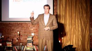 The Future of Civic Responsibility in Birmingham: Stephen Black at TEDxBirmingham 2011
