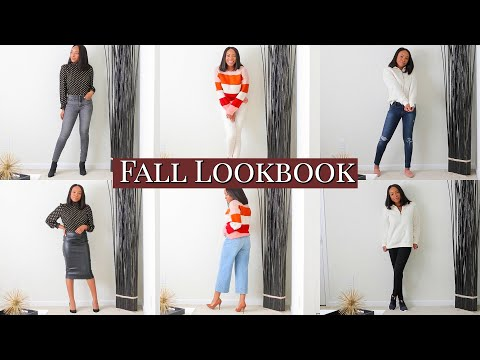 6 AFFORDABLE FALL OUTFIT IDEAS LOOKBOOK   FALL FASHION TRY-ON HAUL