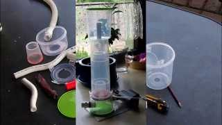 How To Make DIY Protein Skimmer | Nano Reef Aquarium
