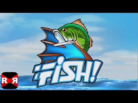 Fish! (By Strange Flavour) - IOS / Apple TV - Gameplay Video