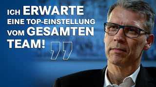 Peter Knäbel zur aktuellen Situation | Interview | FC Schalke 04