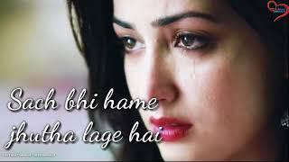 💔Har Aaina Jhutha Lage Hai💔 || 💔Sad Status💔 || 30 Sec. Whatsapp Status