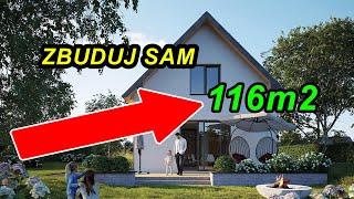 Ile kosztuje budowa domu 100m2 w 2020r? Czy budowa domów się opłaca? Zbuduj sam dom!