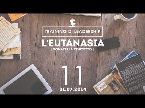 Consigli e curiosità  @ Milano   L'eutanasia - Donatella Zorzetto   21.07.2014