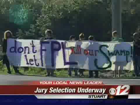Barley Barber Swamp Trial In the News, Stevie Lowe...