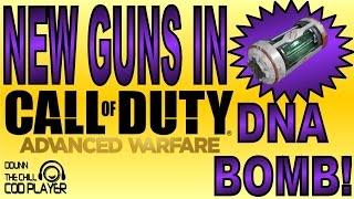 new guns in advanced warfare cel 3 cauterizer ak 47 and acr advanced warfare new guns