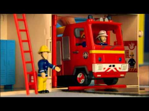 Fireman sam the great fire of pontypandy мультфильм 2010