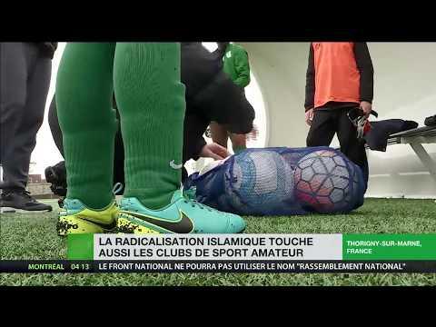 Des terroristes en herbe à l'assaut des clubs de sport amateur ?