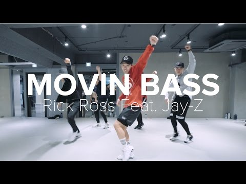 Movin Bass - Rick Ross ft. Jay-Z / Junsun Yoo Choreography