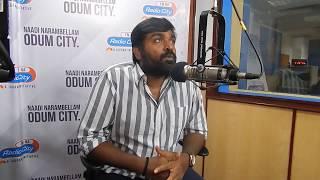 Vijay Sethupathi on 96 Kaathalae Kaathalae Song - Exclusive