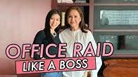 Office Raid with Mam Charo by Alex Gonzaga