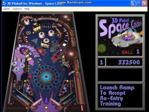 3d-pinball für windows space cadet