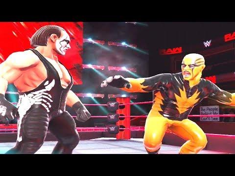 WWE Mayhem (iOS) -  Event: Raw London