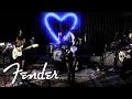 Dum Dum Girls Perform 'Coming Down' in Fender Studio Session | Fender