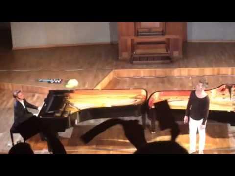 Erebuni Yerevan performed by German Piano Battle