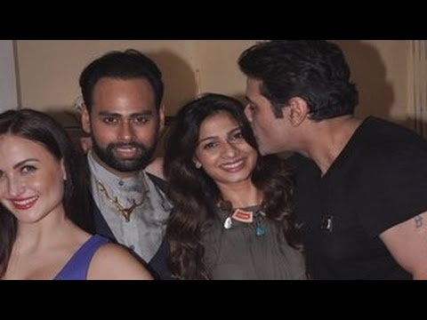 Armaan Kohli & Tanisha have a blast at Armaan's dad's BIRTHDAY BASH