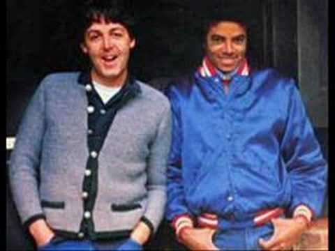 Michael Jackson & Paul Mccartney - The Man