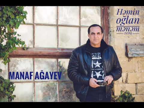 Manaf Agayev Həmin Oglan Mənəm 2019 Youtube