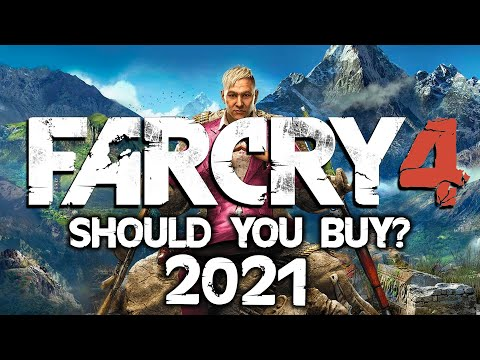 Should You Buy Far Cry 4 In 2021? (Review)