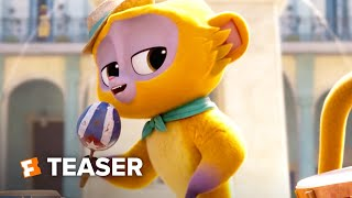 Vivo Trailer # 1 (2021) | Rimorchi Movieclips