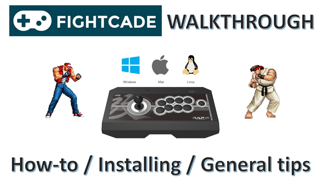 Is There Fightcade For Mac - proginsights's blog