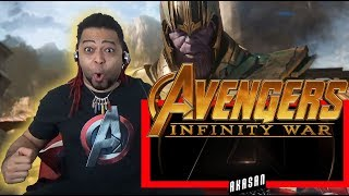 Marvel Studios' Avengers: Infinity War - Official Trailer Reaction!! (R.I.P. TO EVERYONE!!! RAAAWR)