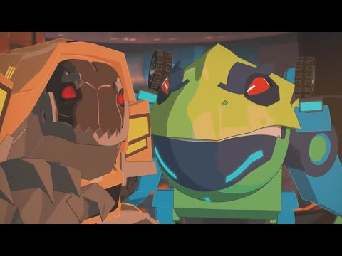 transformers robots in disguise episode 17