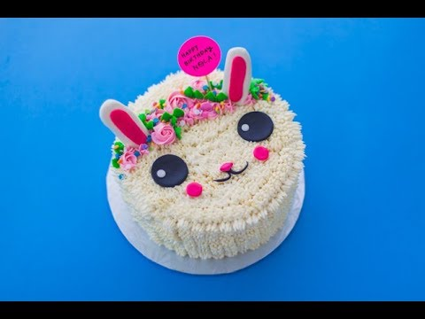 Bunny Cake Coco Cake Land