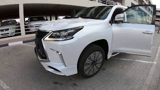 Lexus LX 570 MBS Autobiography 2019 NEW Luxurious 4 Seater