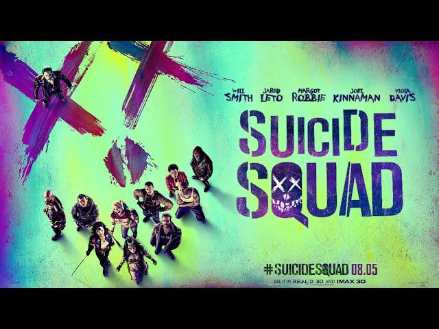 Ομάδα Αυτοκτονίας (Suicide Squad) - Trailer 1 (Gr Subs)