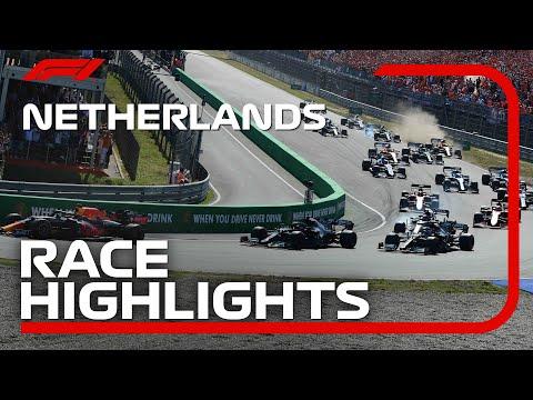 Race Highlights | 2021 Dutch Grand Prix