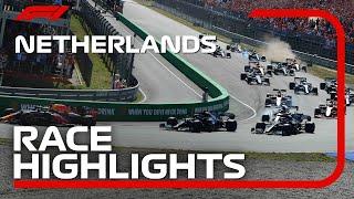 Race Highlights   2021 Dutch Grand Prix