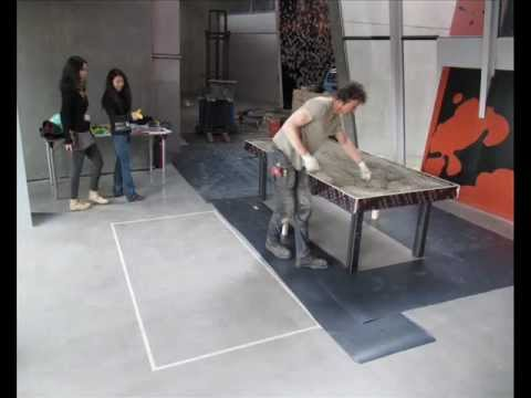 'Stage' by Yin Xiuzhen - timelapse .wmv