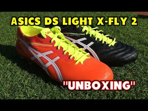 39de6df437c2 Asics DS Light X Fly 2 - Double Boot Unboxing - YouTube