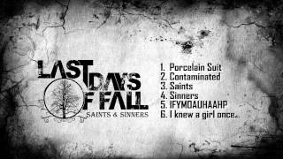 The Last Days of Fall - Sinners