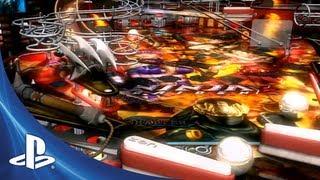 Zen Pinball 2 E3 Trailer