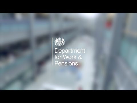 Working for DWP - New starters