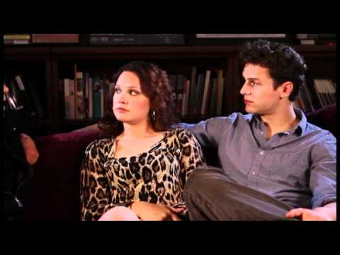Why is Spring Awakening Relevant? Steven Sater, Jonathan Groff, and Lauren Pritchard