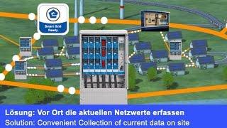 Smart Grid Ready - Intelligente Lösungen für die Verteilnetze von morgen.