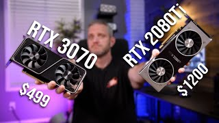 The RTX 3070... Hype or Flop?