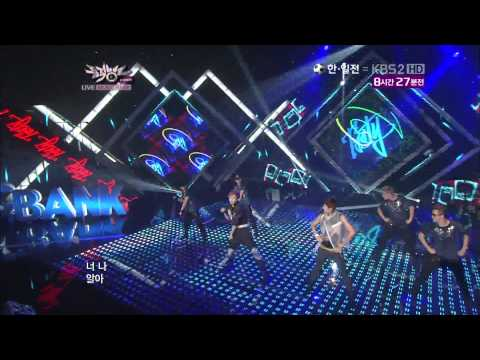 【Music Bank】Tasty - Intro & You Know Me (Debut Stage)