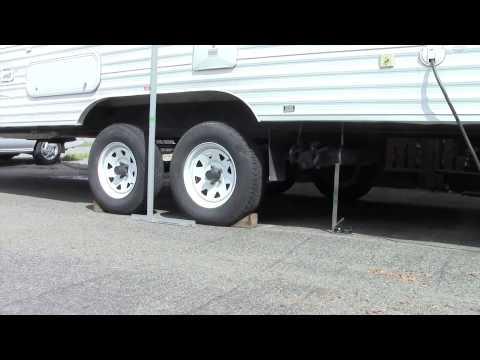 Trailer Axle Flip
