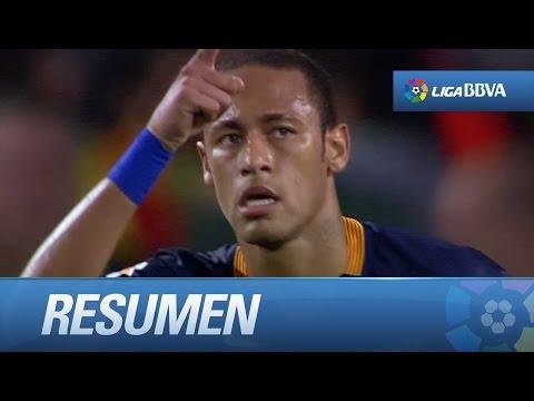 Resumen de FC Barcelona (5-2) Rayo Vallecano