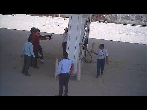 News Express - Aligarh Me Petrol Pump Par Loot - 20.02.2018 Part 01