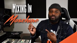 Mixing In Maschine