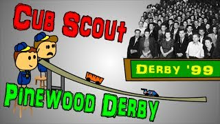 Brewstew - Pinewood Derby